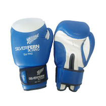 Leather Fight Mitts (Pair)