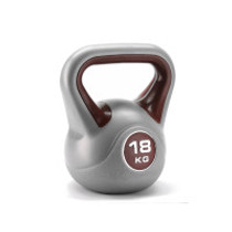York Kettlebell- 18kg- Brown