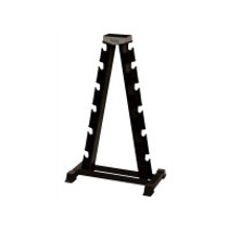 York 2 Sided A-Frame Dumbbell Rack