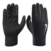 Nike Men's Rally Run Gloves 2.0 - Black/Silver