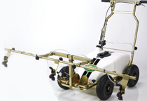 Line Marking Spray Boom