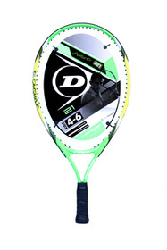 You will receive a quality branded Junior tennis racquet and it will be one of the following brands: Prince, Pro Kennex, Tecnifibre, Babolat, Dunlop, Yonex or Wilson. The brand will depend on availability at the time.