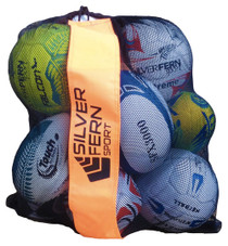 Silver Fern - Ball Carry Bag - SF Deluxe  10-12 Ball