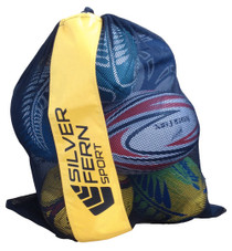 Silver Fern - Ball Carry Bag - SF Deluxe  4-6 Ball