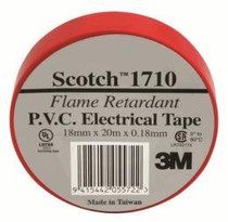3M Insulation Tape 18mm x 20m Red