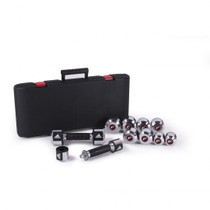 Adidas Deluxe Dumbbell Set - (With Case)