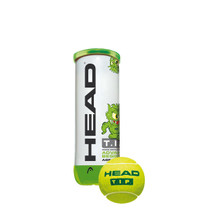 Head - Green TIP Junior 3 Ball pack