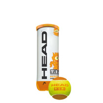 Head - Orange TIP Junior 3 Ball pack