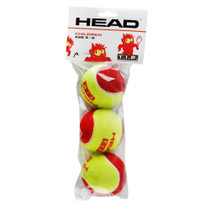 Head - Red TIP Junior 3 Ball pack