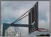 Basketball Tower - Heavy Duty