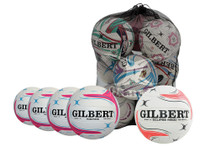 Netball Pack - Match & Practice Balls Kit