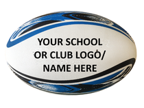 Custom Match Rugby Ball - 3 Ply (Sizes 3, 4 or 5)