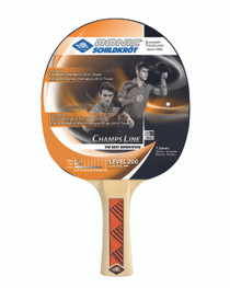 Donic Champs Line 200 Table Tennis Bat