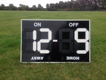 Football and Subs Scoreboard