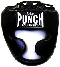 Punch Full Face Headguard