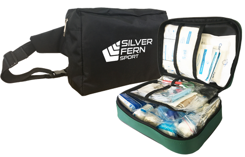Silver Fern Basic First Aid Kit in Waist Bag