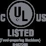 UL certified badge