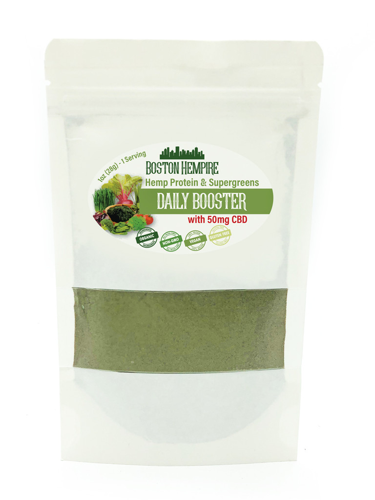 CBD Daily Booster