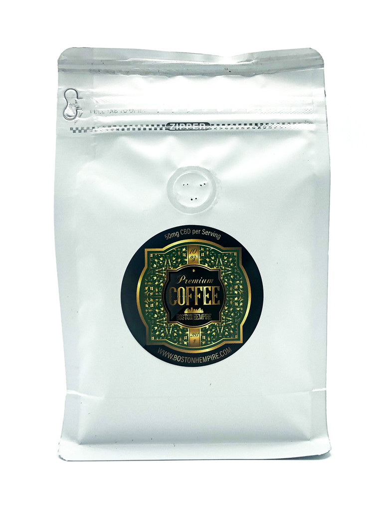 Premium CBD Ground Coffee