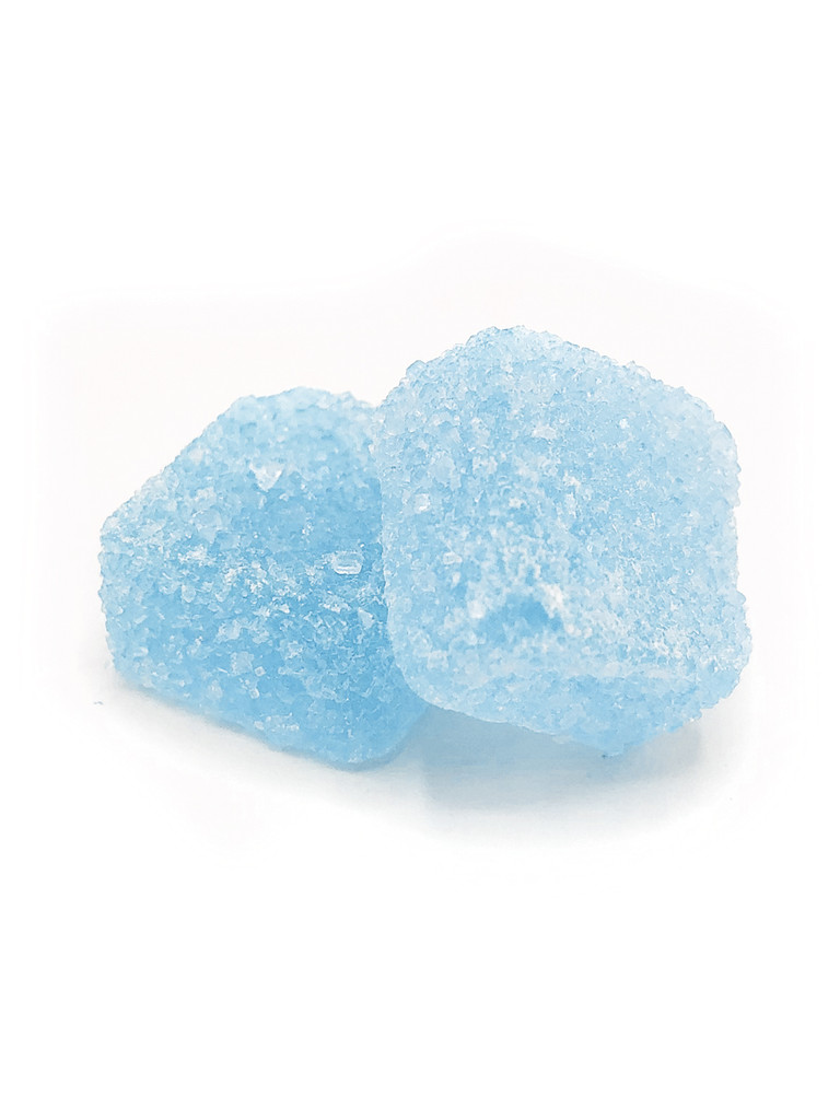 Delta High Life Blue Razz gummies