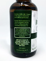 Mint Flavored Iso-Filtered CBD Tincture statements