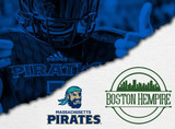 Boston Hempire Signs Deal with IFL's Mass Pirates for 2021