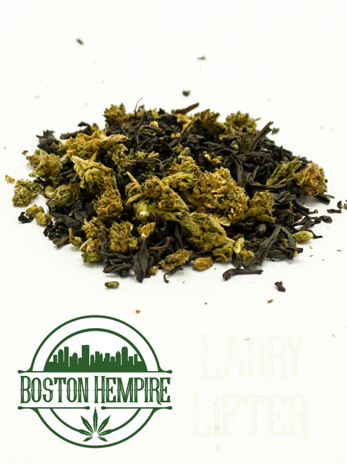 Organic English Breakfast CBD Tea