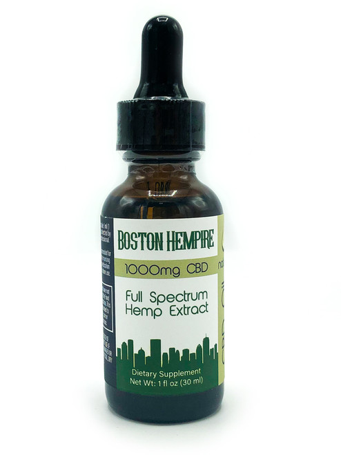 Unflavored Melatonin CBD Tincture