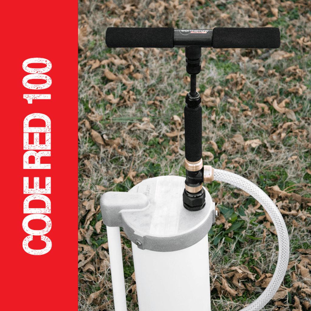 100 Ft Hand Well Pump System