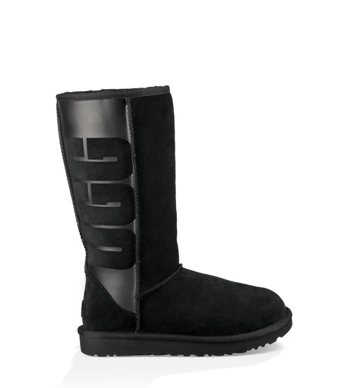 W Classic Tall Ugg Rubber