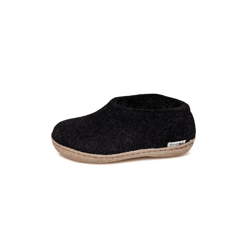 Model AA Kids Shoe, Leather Sole