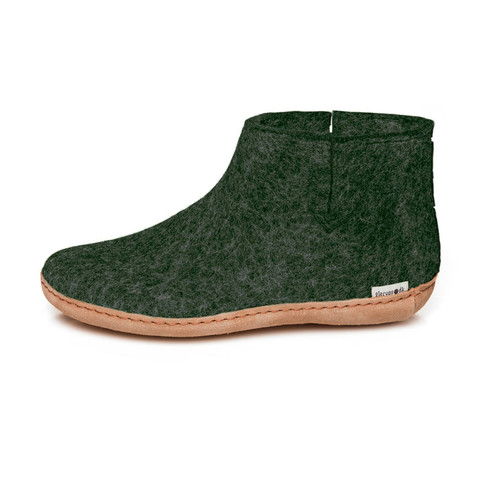 Model G Boot, Leather Sole
