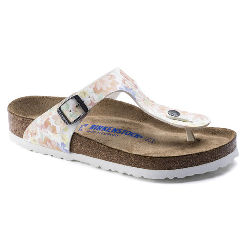 Gizeh Soft Footbed Birko Flor