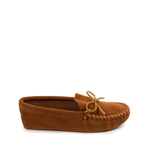 M Leather Laced Softsole