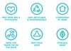 Steri-Bottle Biodegradable, 5 Pack
