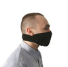 Seamless One-piece Barrier Mask, 2 Pack, Medium/Large