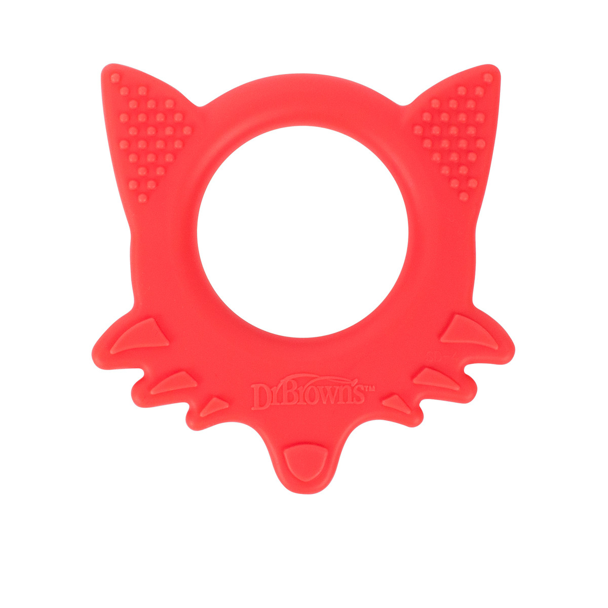 Dr Brown's Flexees Friends Teether Fox
