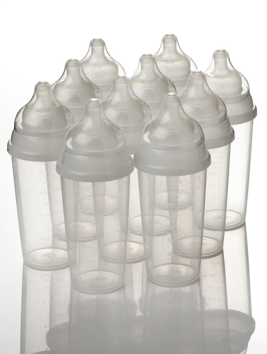 Steri-Bottle Biodegradable, 10 Pack