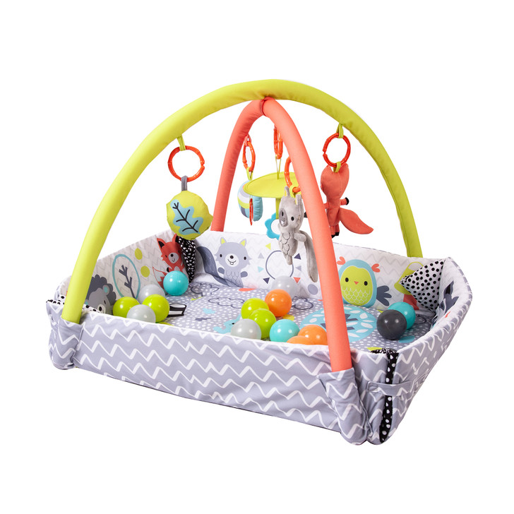 Red Kite Ball Play Gym Peppermint Trail