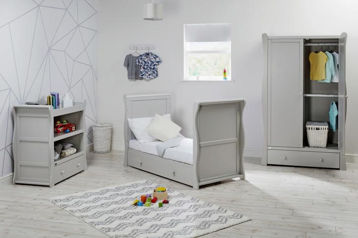East Coast Nebraska Grey Room Set