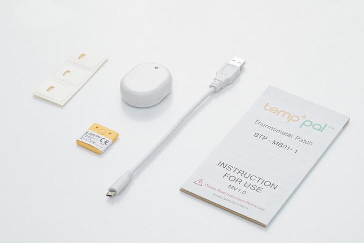 Temp Pal  Bluetooth Smart Thermometer