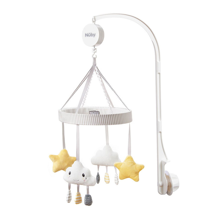 Nuby Cloud and Star Cot Mobile