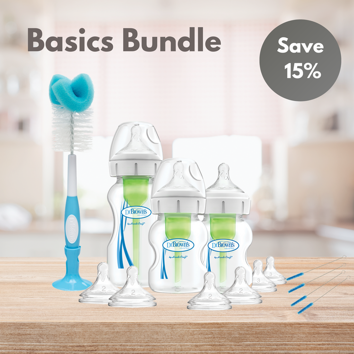 Dr Brown's Basics Bundle