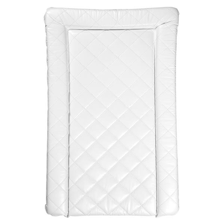 East Coast Quilted Changing Mat - White