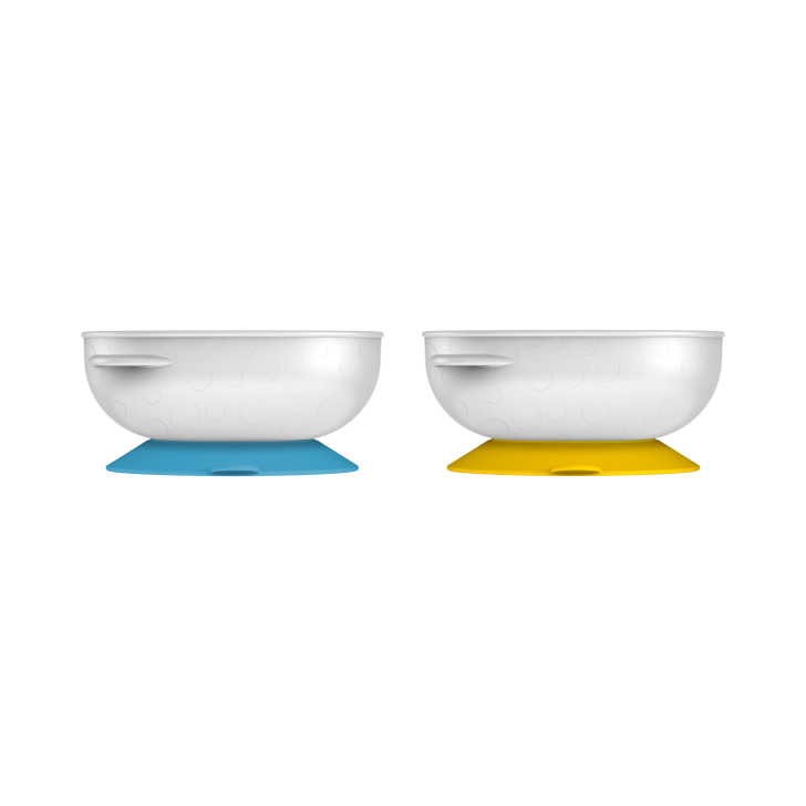 Dr Brown's No-Slip Suction Bowls