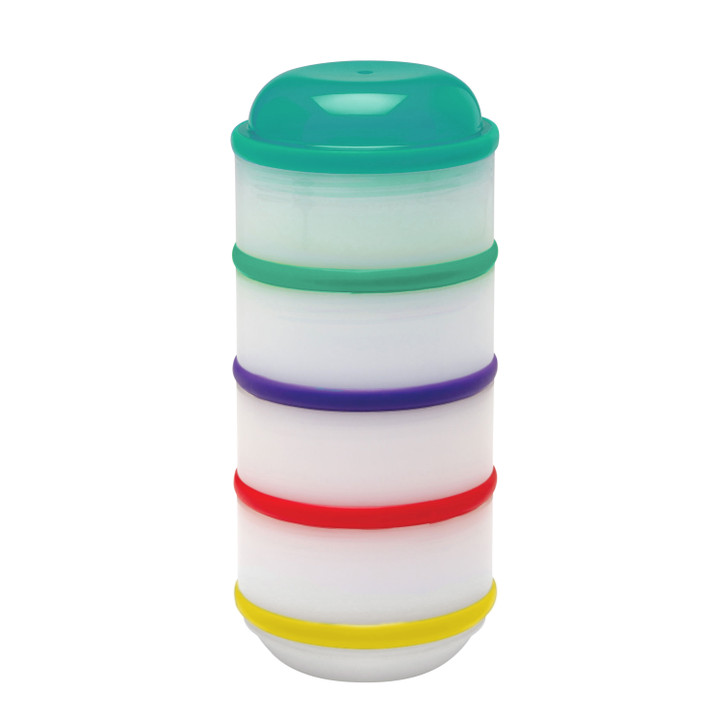 Dr Brown's Snack-A-Pillar Stackable Snack & Dipping Cups