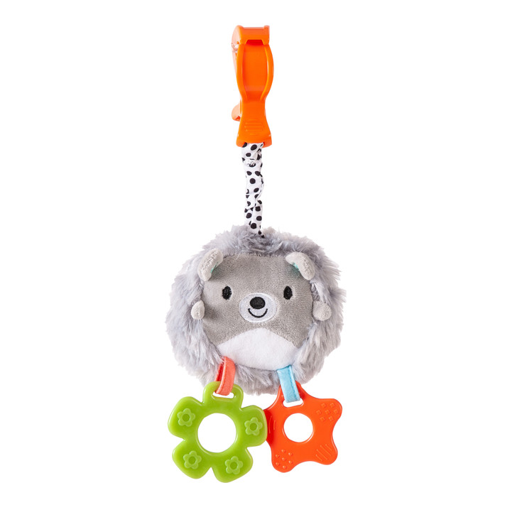 Harry Hedgehog Clip On Teether