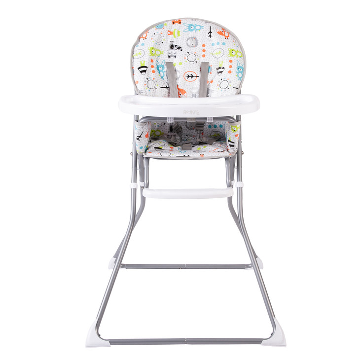 Red Kite Feed Me Compact Peppermint Trail Highchair