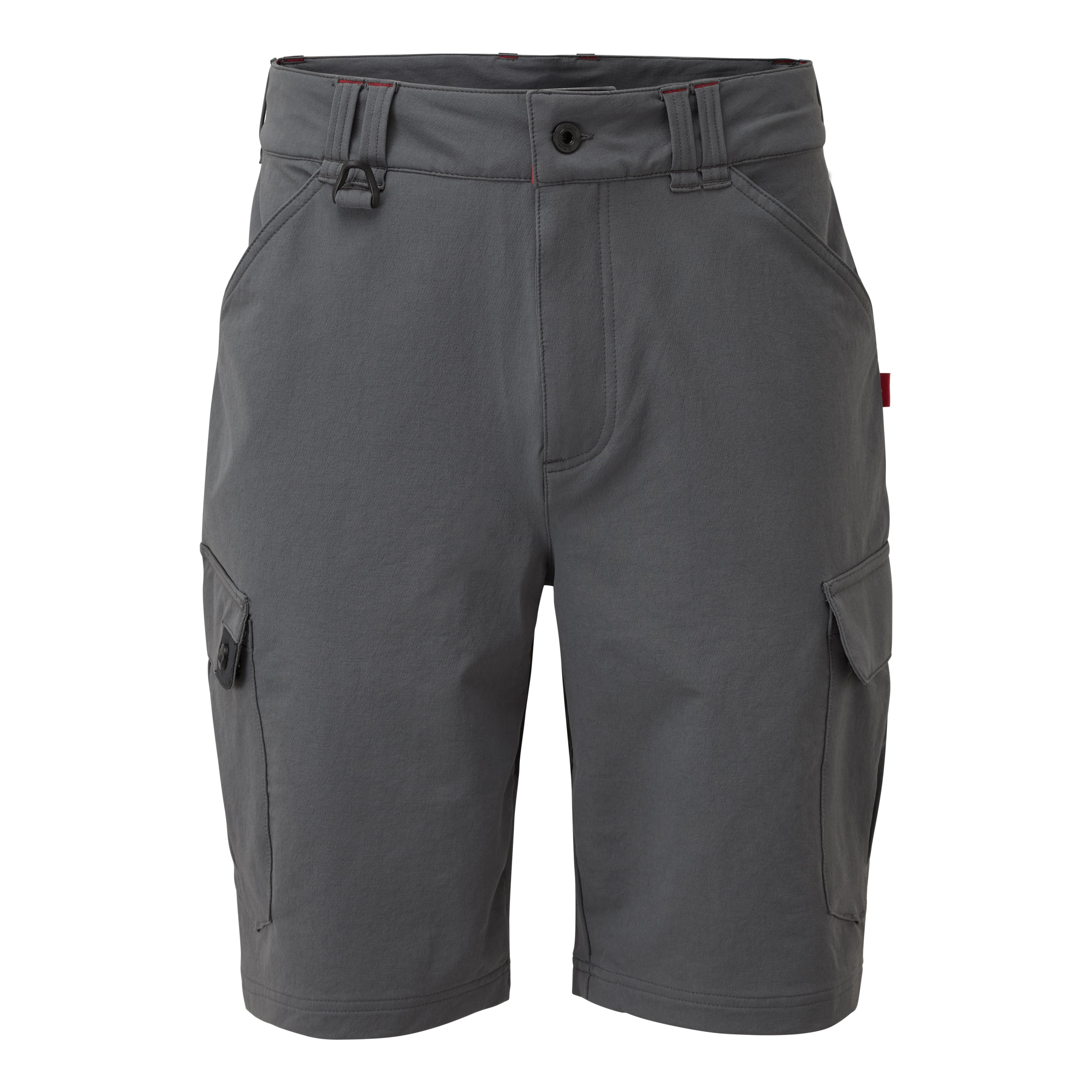 Men's UV Tec Pro Shorts - UV013-ASH01-1.jpg