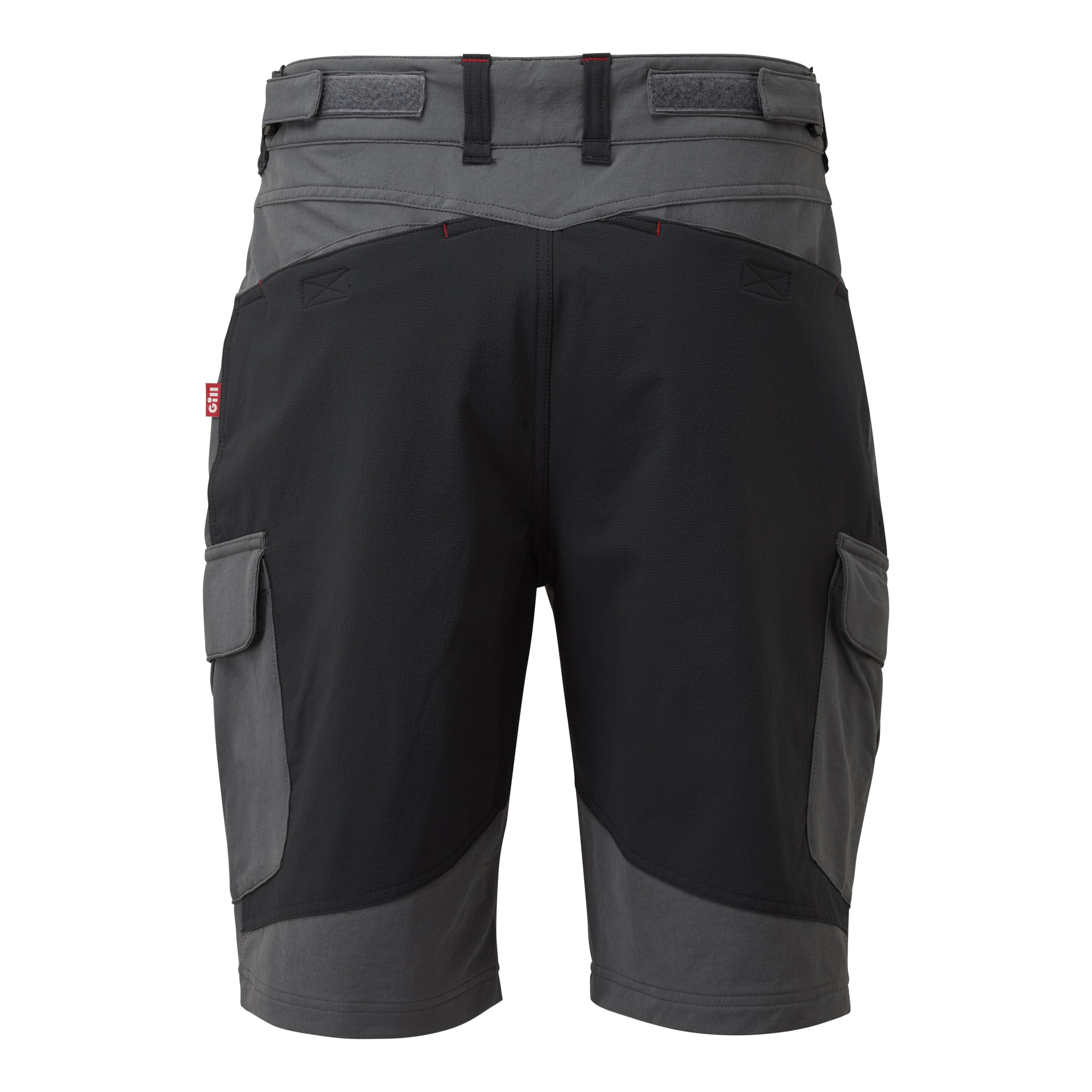 Men's UV Tec Pro Shorts - UV013-ASH01-2.jpg